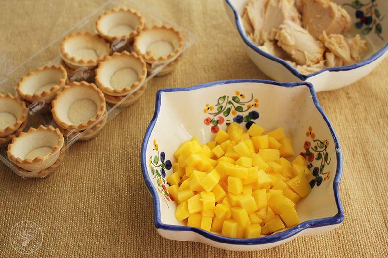 Tartaletas de mango y bonito en escabeche (4)