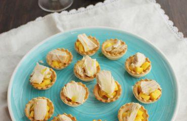 Tartaletas de mango y bonito en escabeche (9)