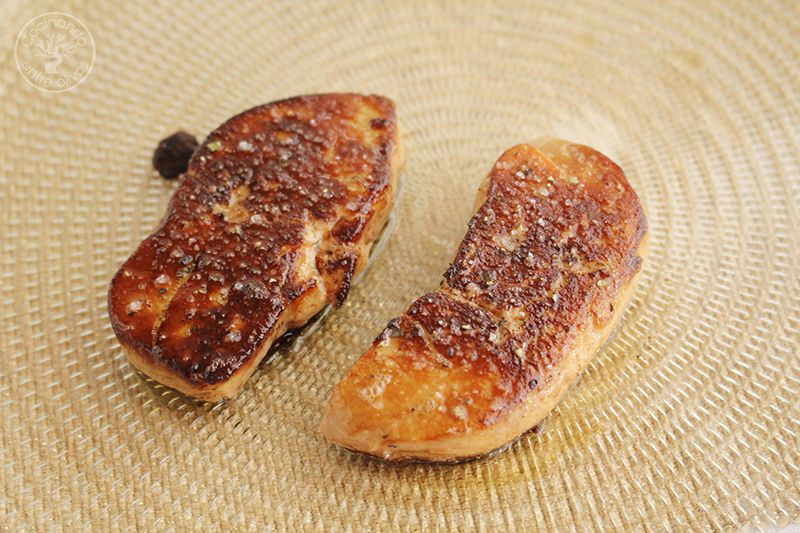 Volovanes rellenos de manzana caranelizada y foie gras (11)