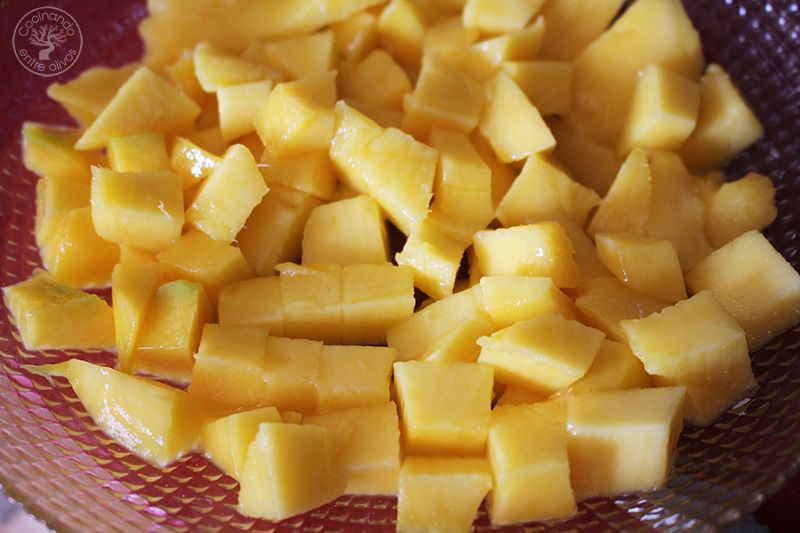 Ensalada de pollo y mango (6)