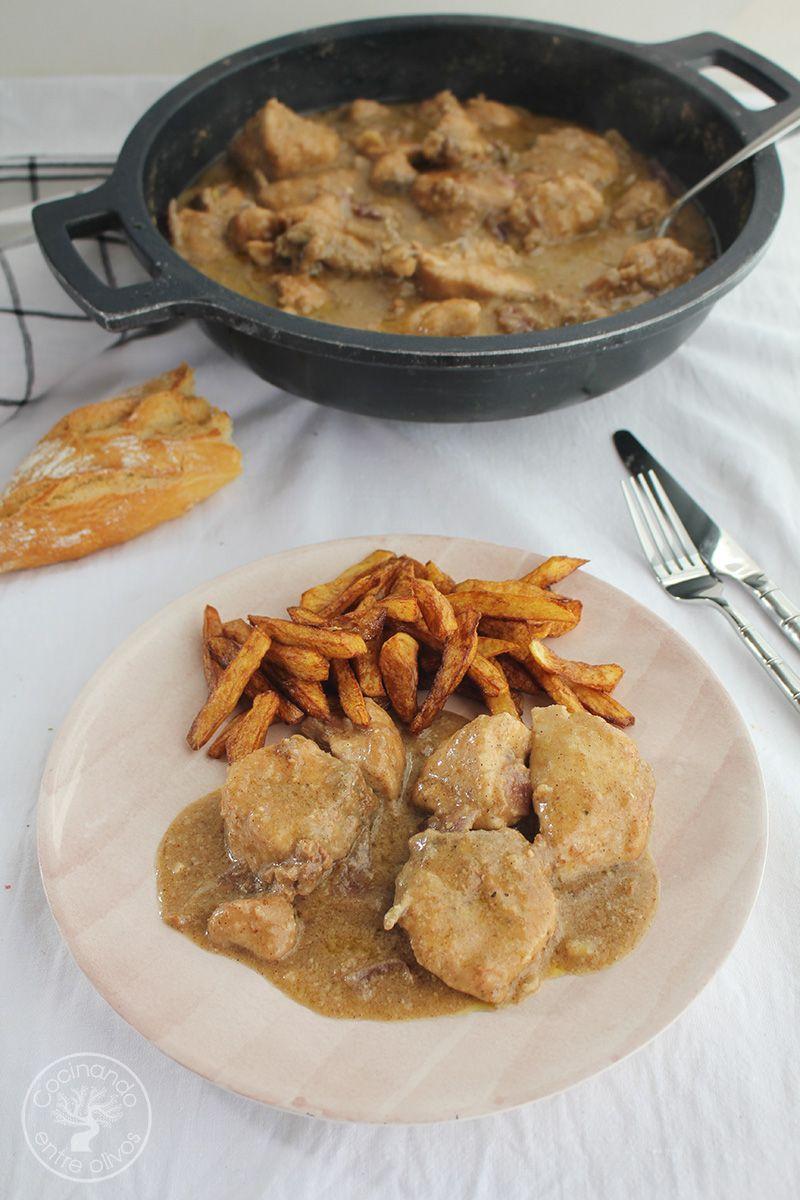 Pollo a la canela receta (1)