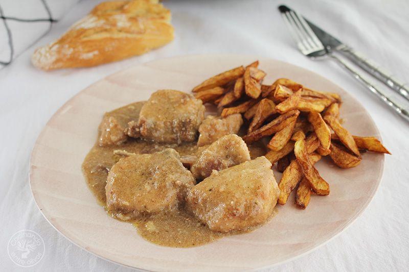 Pollo a la canela receta (2)