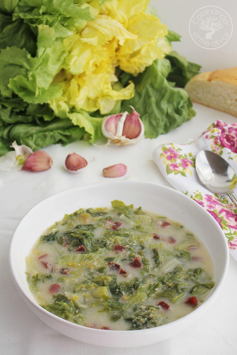 Sopa de escarola receta (16)