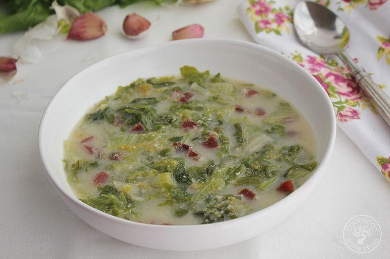 Sopa de escarola receta (17)