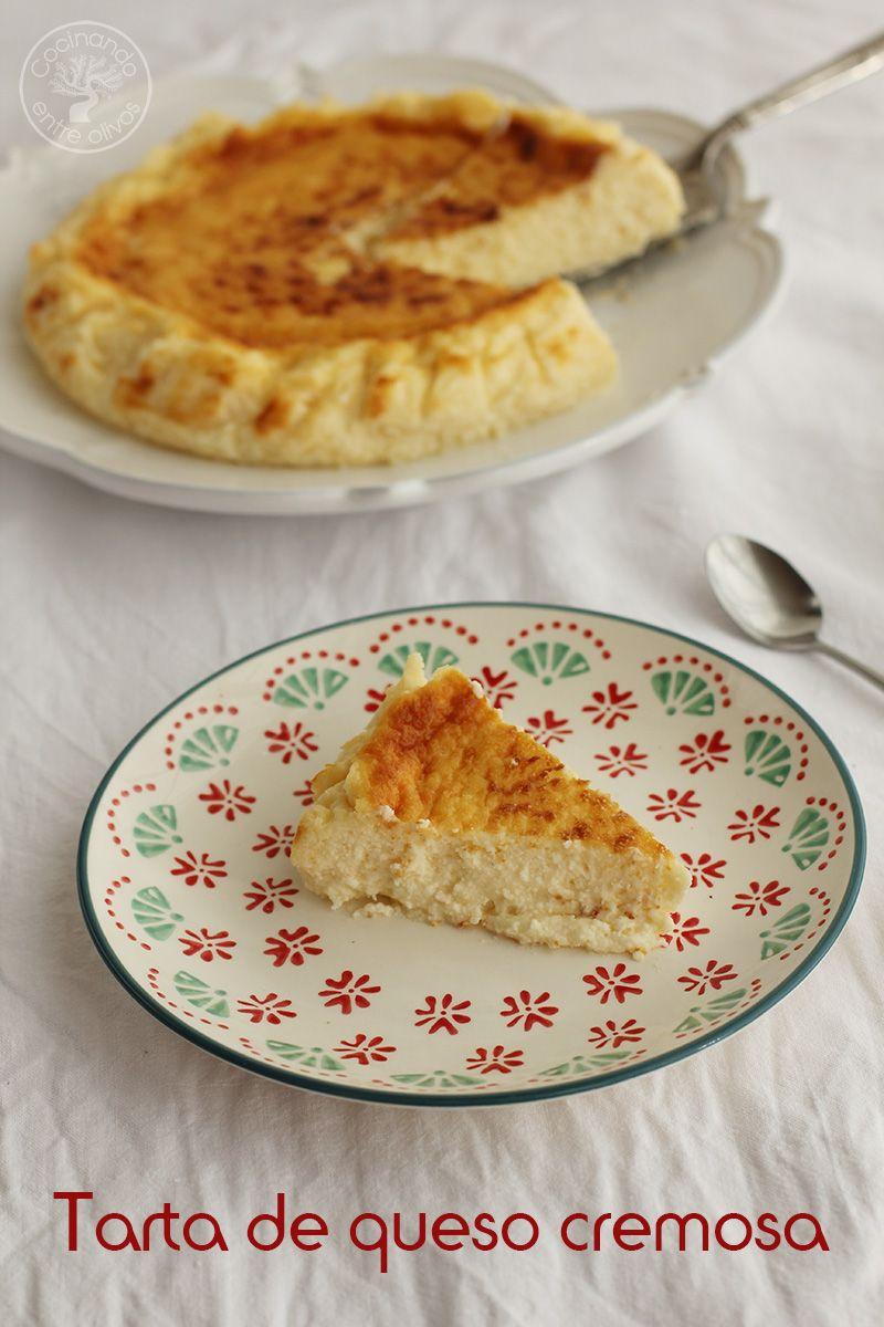 Tarta de queso cremosa (4)