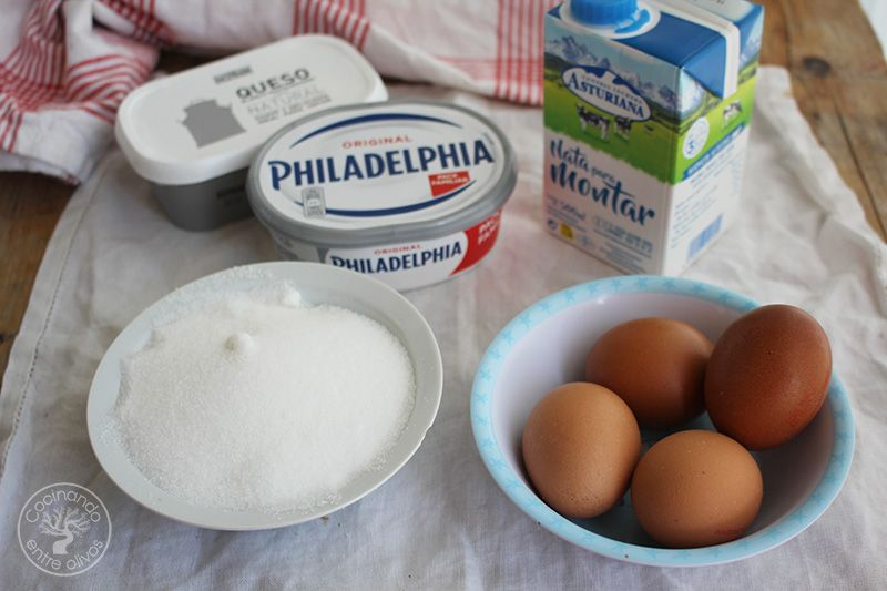 Tarta de queso cremosa (5)