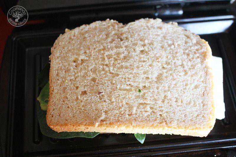 Sandwich de espinacas, aguacate y queso (13)