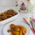 Pollo a la Carmen receta (9)