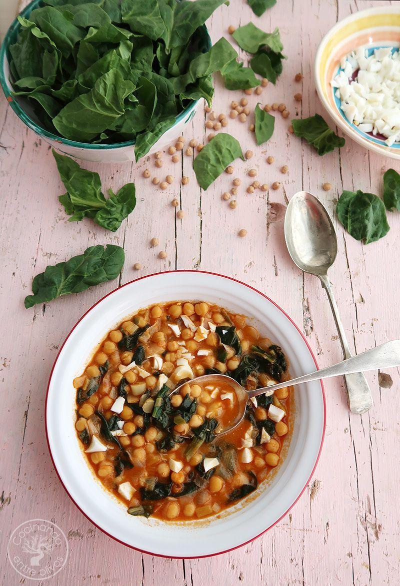 Potaje carmelitano receta (3)