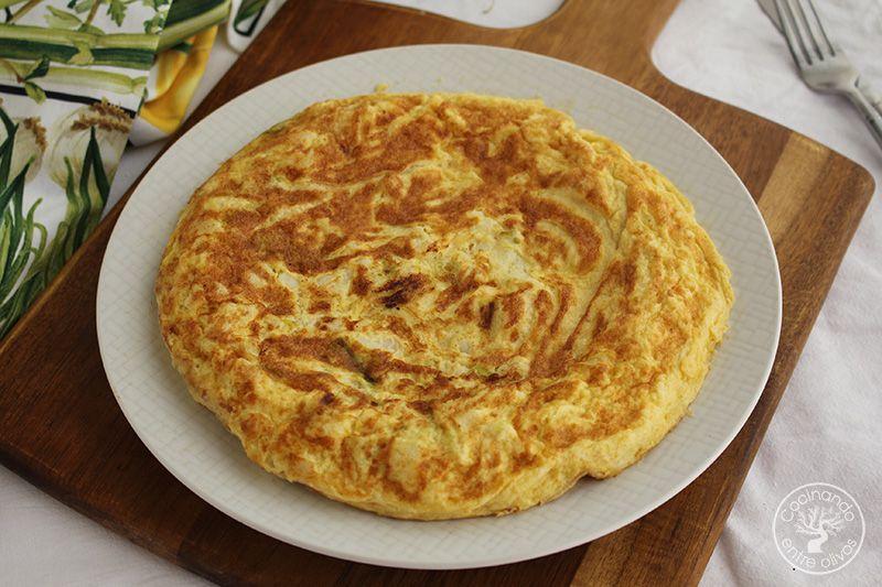 Tortilla de bacalao y calsots (14)