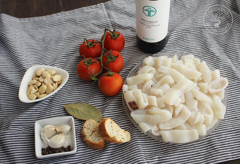Calamares-en-salsa-de-almendras-receta-(11)