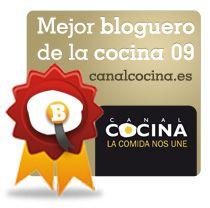 Mejor Bloguero de cocina 09 CanalCocina.es