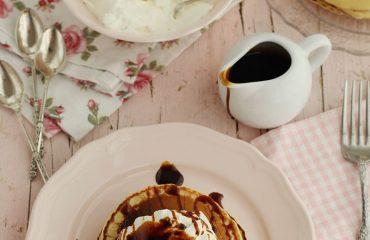 Receta de Tortitas americanas o pancakes