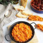 Carrueco carruecano calabaza frita receta