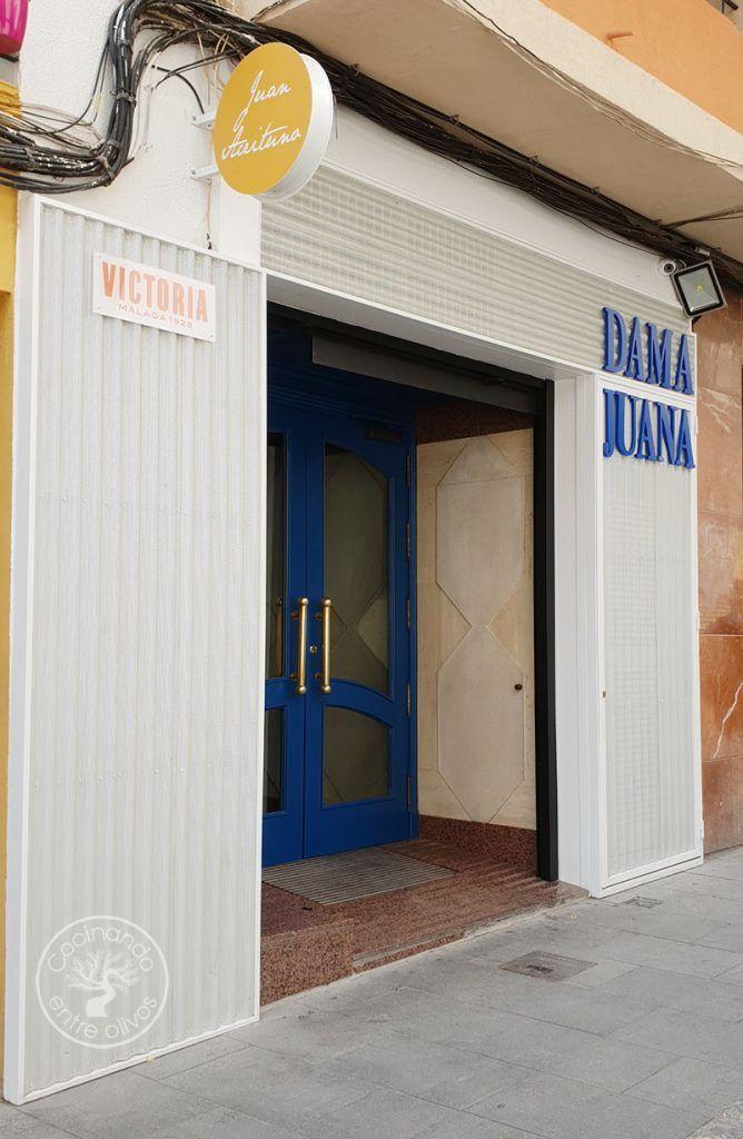 Restaurante Dama Juana Jaén