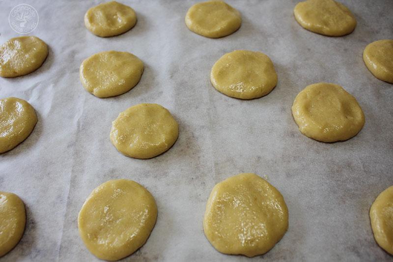 Galletas de limón y aceite receta