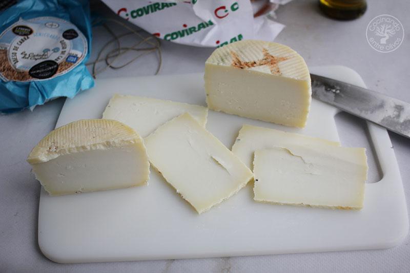 Receta de libritos de lomo rellenos de jamón y queso