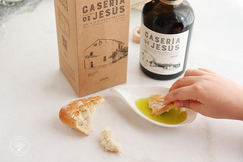 Aceite de oliva virgen extra Casería de Jesús
