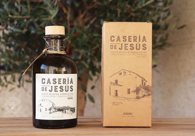 Aceite Casería de Jesús
