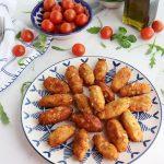 Buñuelos de patata y bacalao portugueses