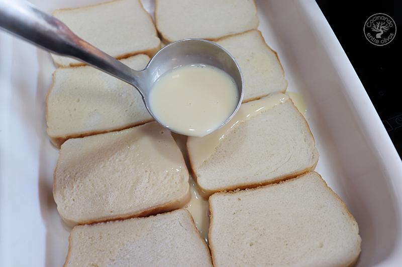 Torrijas de crema