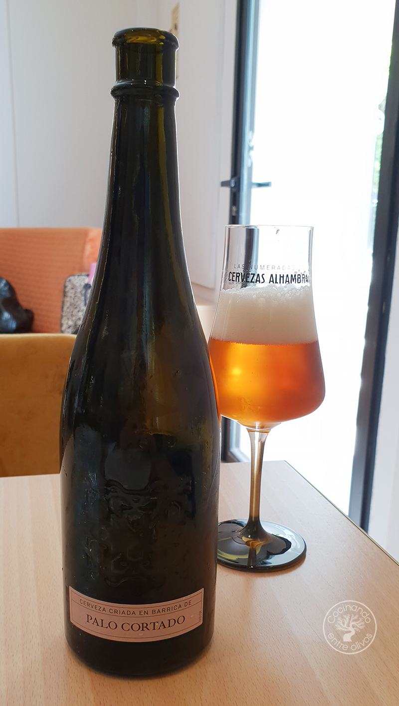 Jornadas Gastronómicas María de la O y Cervezas Alhambra.